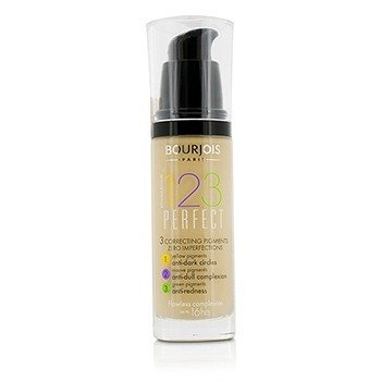Bourjois123 Perfect Foundation SPF 10 - No. 52 Vanilla 30ml/1oz