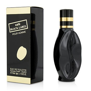 Cafe Cafe Cafe Black Label Eau De Toilette Spray  50ml/1.7oz