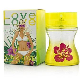 Купить Sun & Love Туалетная Вода Спрей 60ml/2oz, Parfums Love Love