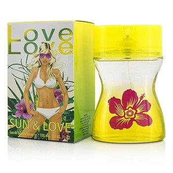 Parfums Love Love Sun & Love Eau De Toilette Spray 100ml/3.4oz