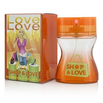 Parfums Love Love Shop & Love Eau De Toilette Spray 60ml/2oz