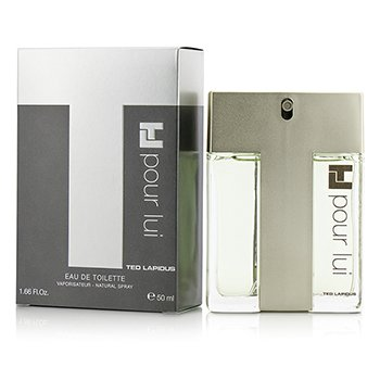 Ted Lapdius TL Pour Lui Eau De Toilette Spray  50ml/1.66oz