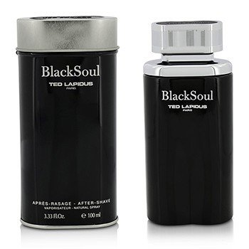 Ted Lapidus Black Soul After Shave Spray  100ml/3.33oz