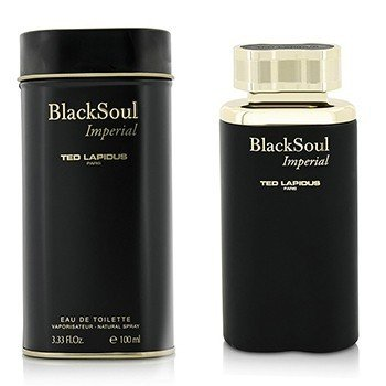 Ted Lapdius Black Soul Imperial Eau De Toilette Spray  100ml/3.33oz