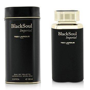 Ted Lapdius Black Soul Imperial Eau De Toilette Spray  100ml/3.33oz