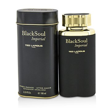 Ted Lapdius Black Soul Imperial After Shave Spray  100ml/3.33oz