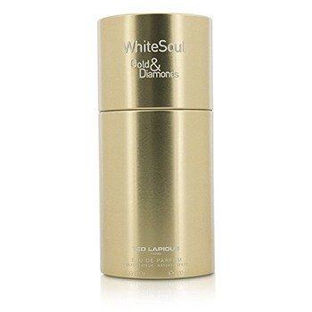 Ted Lapidus White Soul Gold & Diamonds Eau De Parfum Spray  100ml/3.33oz