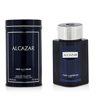Ted Lapidus Alcazar Eau De Toilette Spray  50ml/1.66oz