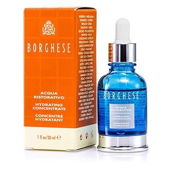 Borghese Acqua Ristorativo Concentrado Hidratante  30ml/1oz