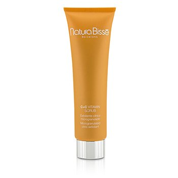 Natura Bisse C+C Vitamin Scrub (Tube, Unboxed)  100ml/3.5oz