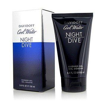 Davidoff Cool Water Night Dive Гель для Душа 150ml/5oz