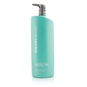 Keratin Complex Smoothing Therapy Keratin Care Conditioner - For All Hair Types (MFG Date : FEB 2014)  1000ml/33.8oz