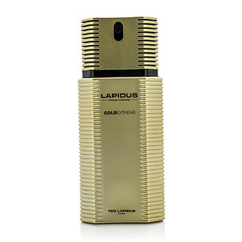 Ted Lapidus Gold Extreme Eau De Toilette Spray (Unboxed)  100ml/3.33oz