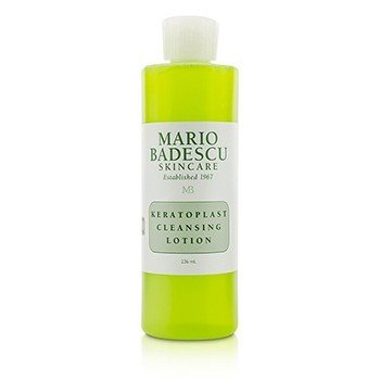 Mario Badescu Keratoplast Cleansing Lotion - For Combination/ Dry/ Sensitive Skin Types 236ml/8oz