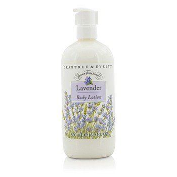 Crabtree & Evelyn Lavender Body Lotion  500ml/16.9oz