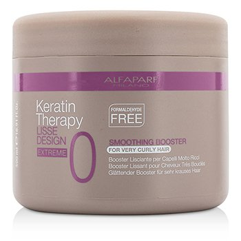 AlfaParfLisse Desgn Keratin Therapy Extreme Smoothing Booster 500ml/16.9oz