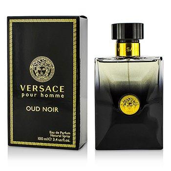 VersaceOud Noir Eau De Parfum Spray 100ml/3.4oz
