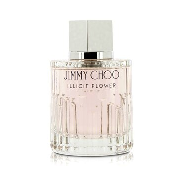 Jimmy Choo Illicit Flower Eau De Toilette Spray  100ml/3.3oz