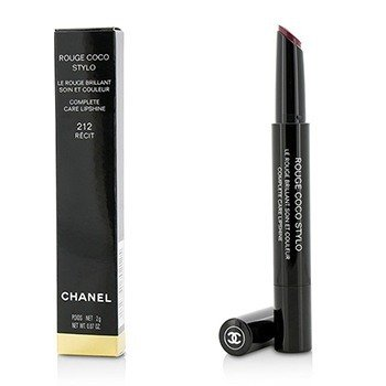 Chanel Rouge Coco Stylo Complete Care Lipshine - # 212 Recit 2g/0.07oz