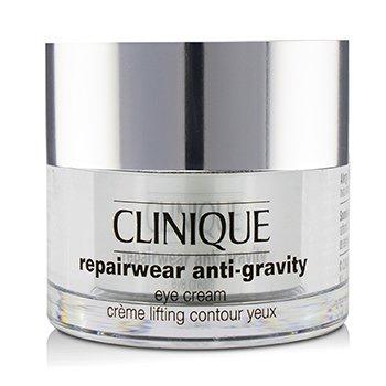 Clinique Repairwear Anti-Gravity Eye Cream - For All Skin Types 15ml/0.5oz