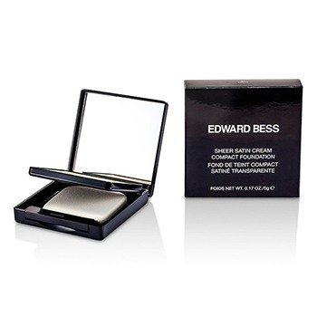 Edward BessSheer Satin Cream Compact Foundation - #01 Light 5g/0.17oz