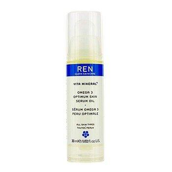 Ren Vita Mineral Omega 3 Optimum Skin Serum Oil (For Dry, Sensitive & Mature Skin)  30ml/1.02oz
