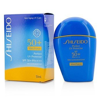 Shiseido Perfect UV Protector WetForce SPF 50+ PA++++ 50ml/1.7oz