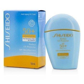 Shiseido Perfect UV Protector S WetForce SPF 50+ PA++++ (For Sensitive Skin & Children) 50ml 1.7oz