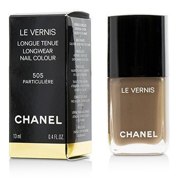 Chanel Le Vernis ������� ��� ��� ������ - No. 505 Particuliere 13ml/0.4oz