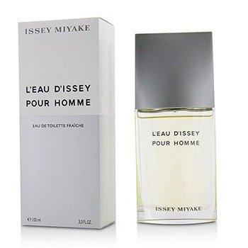 Issey Miyake L�Eau D�Issey Pour Homme Eau De Toilette Fraiche Spray  100ml/3.3oz