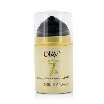 Купить Total Effects 7 в 1 UV Защитное Средство без Отдушек SPF15 50g/1.7oz, Olay