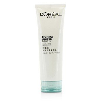 L'Oreal Hydrafresh Genius Multi-Active Genius Foam  125ml/4.2oz