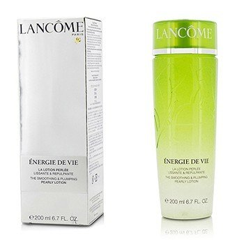 Lancome Energie De Vie Smoothing & Plumping Pearly Lotion - For All Skin Types  Even Sensitive (Made in Japan) 200ml/6.7oz