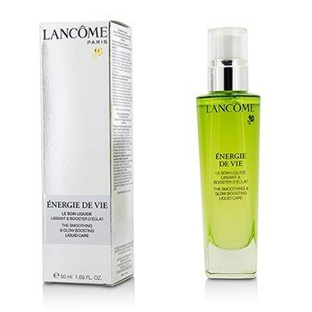 Lancome Energie De Vie Smoothing & Glow Boosting Liquid Care - For All Skin Types Even Sensitive 50ml/1.7oz
