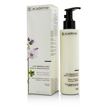 Image of Academie Aromatherapie Make-Up Removing Milk - For Normal To Dry Skin 200ml/6.7oz
