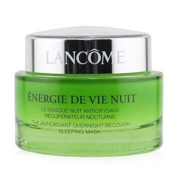 Lancome Energie De Vie Overnight Recovery Sleeping Mask - For All Skin Types Even Sensitive 75ml/2.6oz