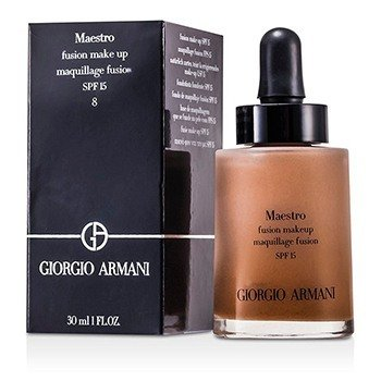 Giorgio Armani Maestro Fusion Make Up Foundation SPF 15 - # 8  30ml/1oz