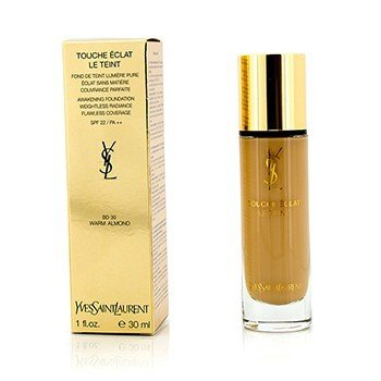 Купить Touche Eclat Le Teint Бодрящая Основа SPF22 - #BD30 Warm Almond 30ml/1oz, Yves Saint Laurent