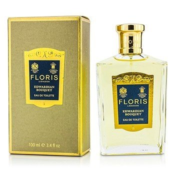 Floris Edwardian Bouquet Eau De Toilette Spray  100ml/3.3oz