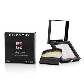 Купить Prisme Visage Шелковистая Пудра Квартет для Лица - # 1 Mousseline Pastel 11g/0.38oz, Givenchy