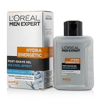L'Oreal Men Expert Hydra Energetic Гель после Бритья 100ml/3.3oz