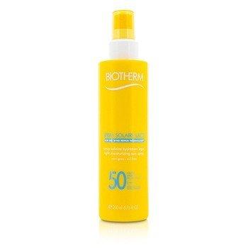 Купить Spray Solaire Lacte Легкий Увлажняющий Солнцезащитный Спрей SPF 50 200ml/6.76oz, Biotherm