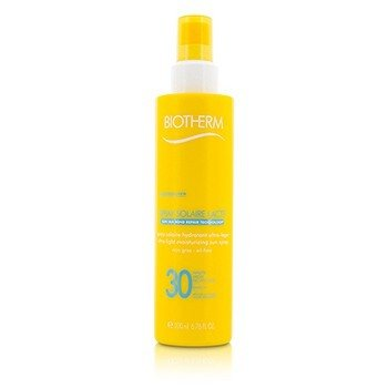Купить Spray Solaire Lacte Ультралегкий Увлажняющий Солнцезащитный Спрей SPF 30 200ml/6.76oz, Biotherm