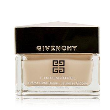 Купить L'Intemporel Global Youth Divine Насыщенный Крем - для Сухой Кожи 50ml/1.7oz, Givenchy