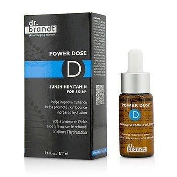 Power Dose D Sunshine Витамин для Кожи 17.7ml/0.6oz