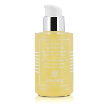 SisleyGentle Cleansing Gel With Tropical Resins For Combination Oily Skin 120ml 4oz