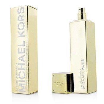 Image of Michael Kors 24K Brillant Gold Eau De Parfum Spray 100ml/3.4oz