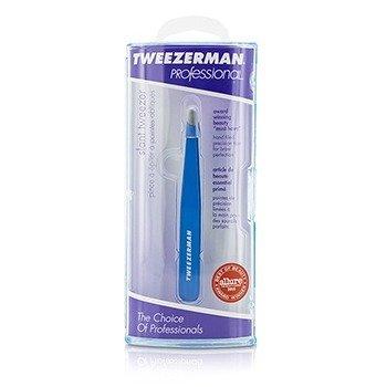 Купить Профессиональный Скошенный Пинцет - Bahama Blue -, Tweezerman
