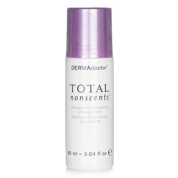 Купить Total Nonscents Ультра-Нежный Осветляющий Антиперспирант 90ml/3oz, DERMAdoctor