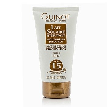 Lait Solaire Hydratant Увлажняющее Солнцезащитное Средство для Тела SPF15 150ml/5.2oz